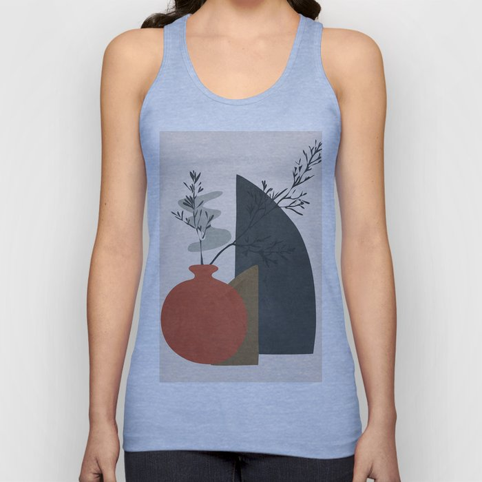 Abstract Elements 12 Unisex Tank Top