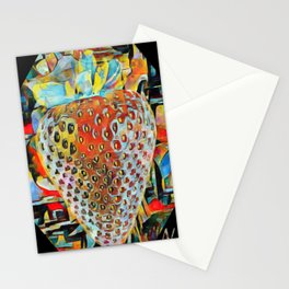 Berry Much Stationery Cards