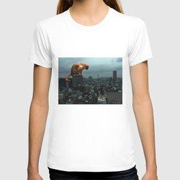 Rigby on Tokyo 2017 T-shirt