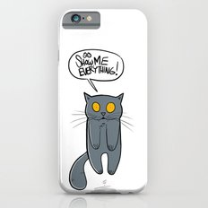 Show Me Everything! iPhone 6s Slim Case