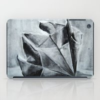 origami iPad Cases featuring ORIGAMI by The Traveling Catburys