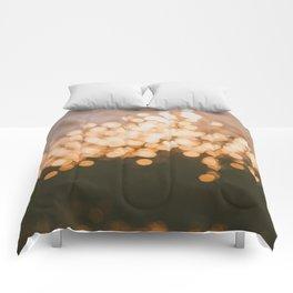 Golden Glow Comforters