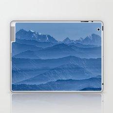 Blue Hima-layers Laptop & iPad Skin
