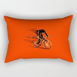 BikeCycling Rectangular Pillow