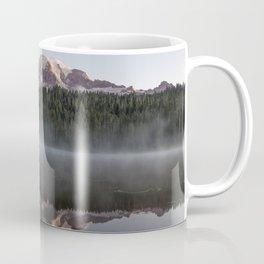 Mount Rainier and Reflection Lake at Sunrise, No. 2 Coffee Mug