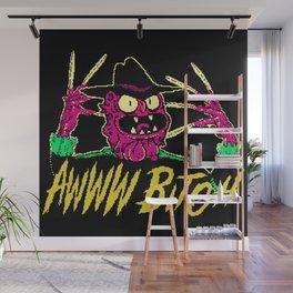 AWWW Wall Mural