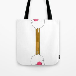 A Pair of Ices Tote Bag