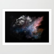 You Are the Infinite: Part 3 Art Print