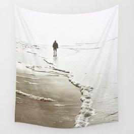Dreamy Beach Wall Tapestry