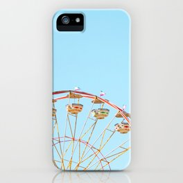 Carnival Wheel iPhone Case