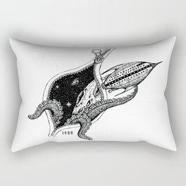 Octupus space Rectangular Pillow