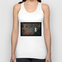 gypsy Tank Tops featuring Gypsy by Sirenphotos
