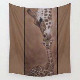 A Mothers Love Wall Tapestry