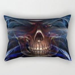 Feeling Good In Death Rectangular Pillow