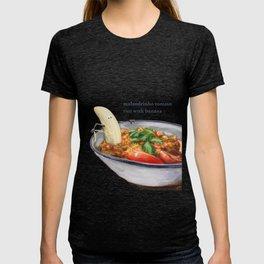 La Cuisine Fusion - Malandrinho Tomato Rice with Banana T-shirt