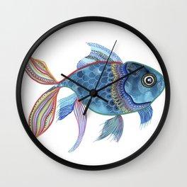 Fish called Ronda Wall Clock