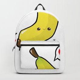 Baby Banana Kawaii Backpack