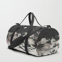 Dark Titanium Duffle Bag