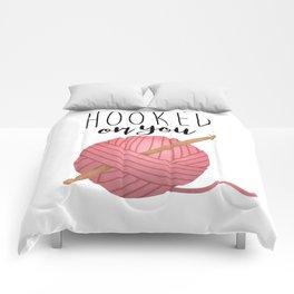 Hooked On You Comforters