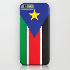 South Sudan iPhone 6 Slim Case