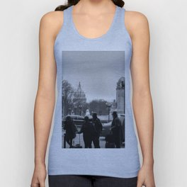 Welcome Back Unisex Tank Top