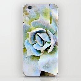 Shady Succulent iPhone Skin