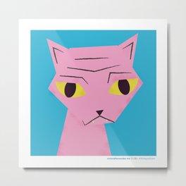 #30daysofcats 11/30 Metal Print