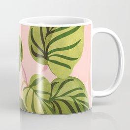 Upstart / Tropical Plant Coffee Mug