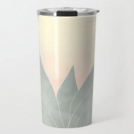 sunrise agave plant Travel Mug