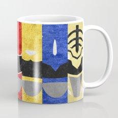Mighty Morphin Power Rangers Mug