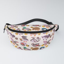Duck and Duckling Fanny Pack