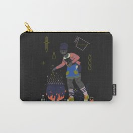 Witch Series: Cauldron Carry-All Pouch