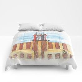 """First"" - St. Paul landmark Comforters"