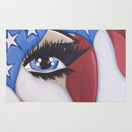American Girl Rug