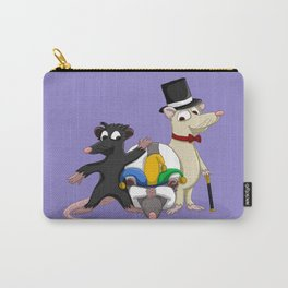 The Troublesome Trio Carry-All Pouch