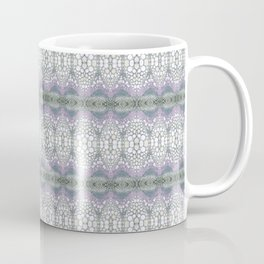Arabidopsis flower stem microscopy cell pattern Coffee Mug