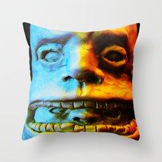 Man On The Inside Throw Pillow