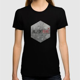Hillfort Films goes Hexagon T-shirt