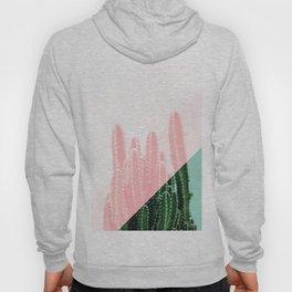 Tri-color cacti Hoody