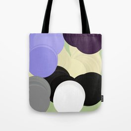 rolling cycles Tote Bag