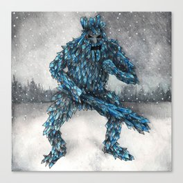 Frost Giant Canvas Print