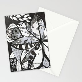 1955 Stationery Cards