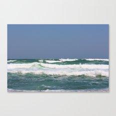 Sea & Sky Canvas Print