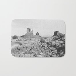 OLJATO-MONUMENT VALLEY II Bath Mat