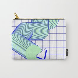 A B S T R A C T # 4 Carry-All Pouch