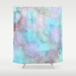 Fairy Floss Shower Curtain