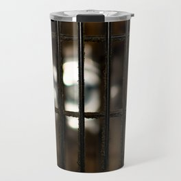 Dusty fan guard Travel Mug