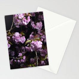 Goodnight Sakura  Stationery Cards