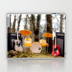 If a band plays in the forest ...... Laptop & iPad Skin