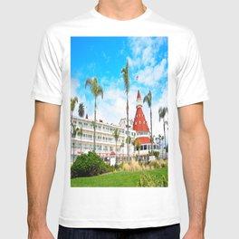 Hotel Del Coronado T-shirt